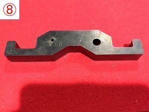 素材:軟鋼、板厚t16.0mm