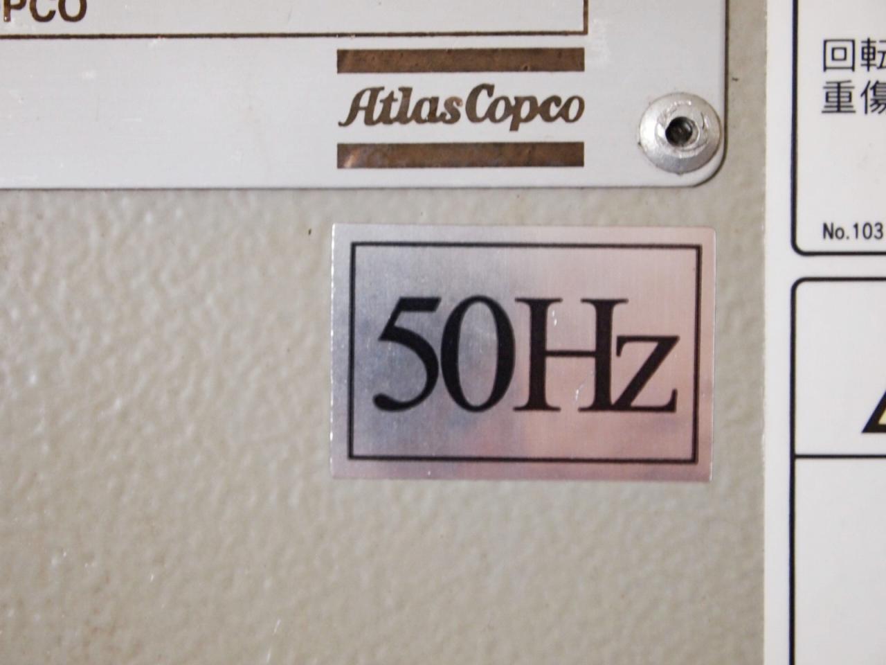 GA15+FF・50Hz表示