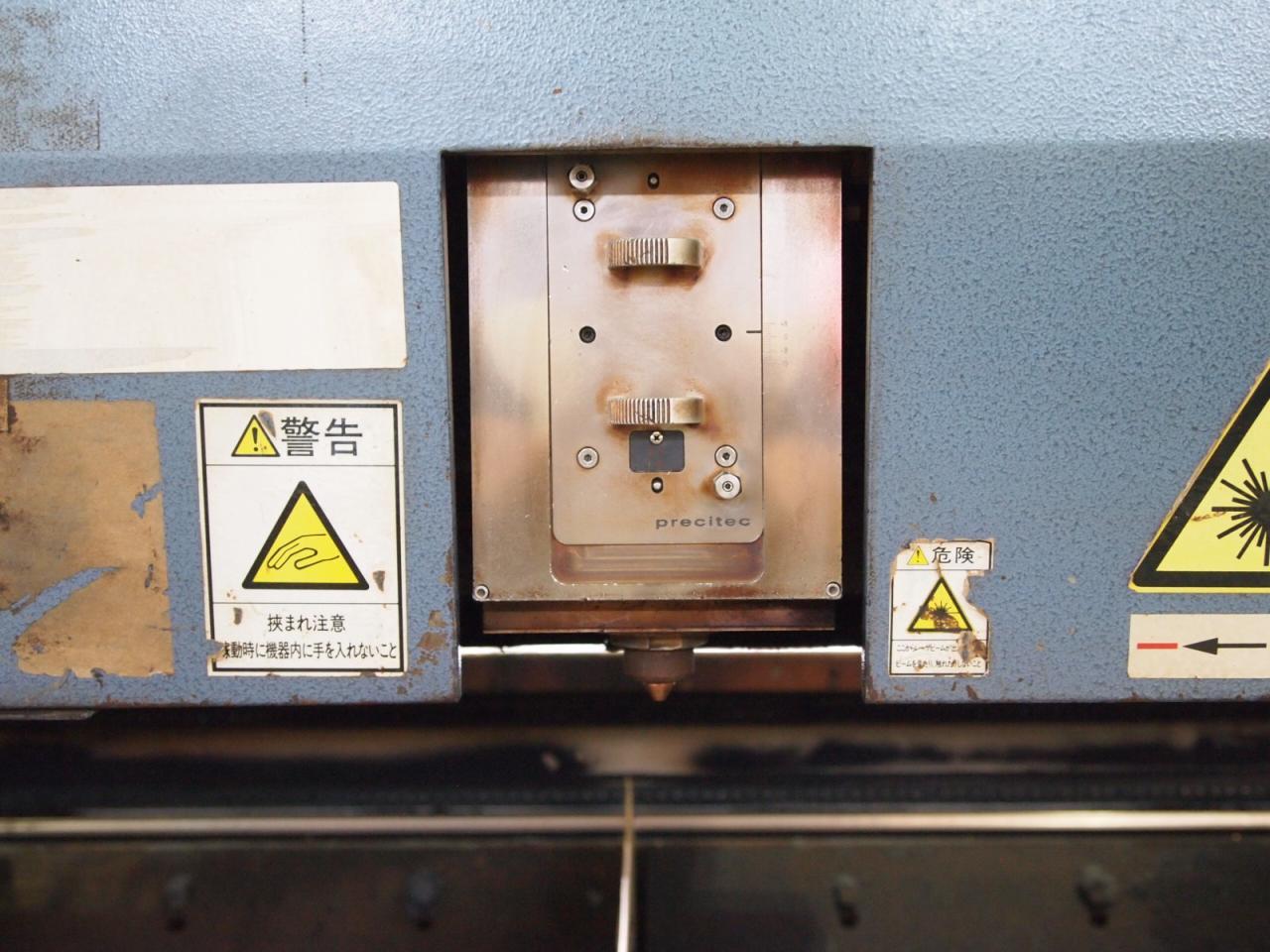 ML2512LVPのレーザーヘッド部