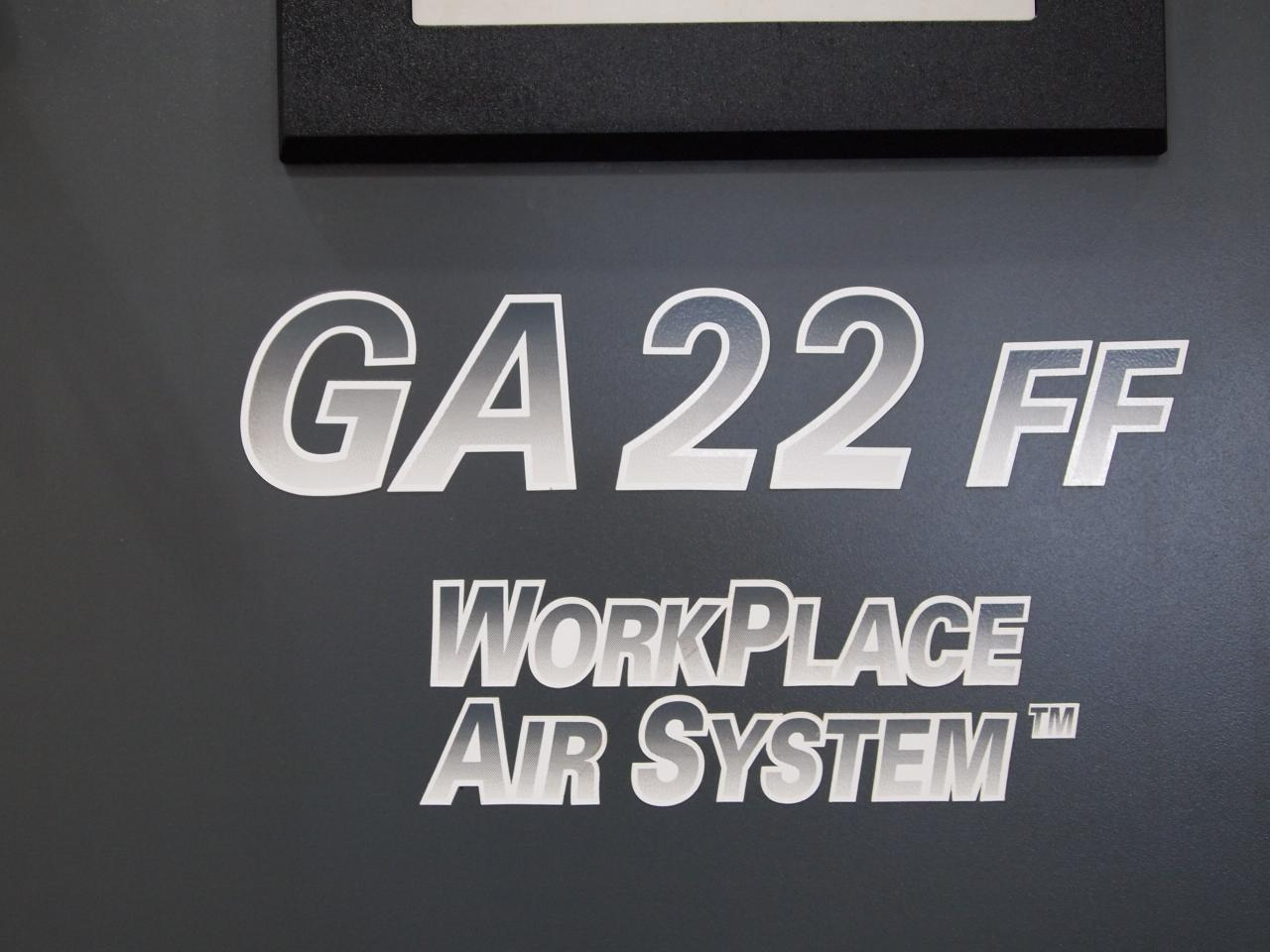 GA22FF型式表示