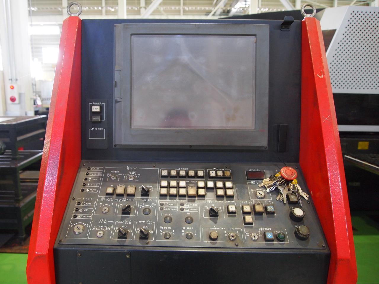 AMNC-FANUC操作盤