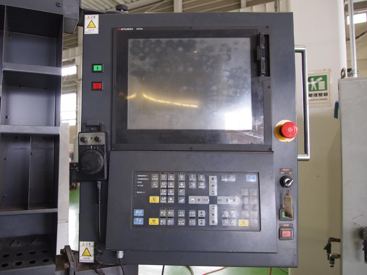 ML2512HVⅡ-R-20XFのNC操作盤