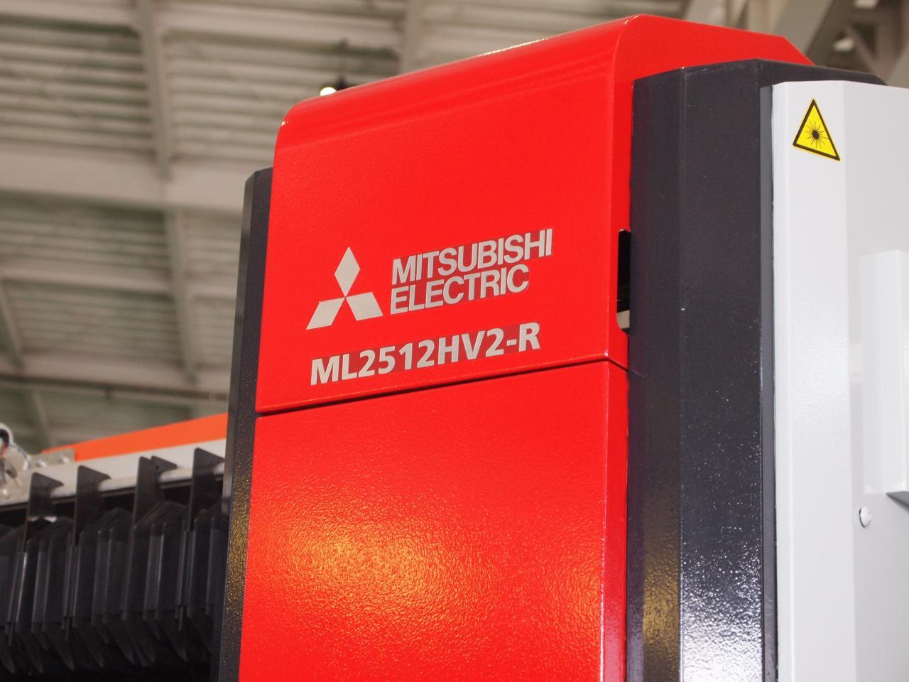 ML2512HVⅡ-R-20XFメーカーロゴ・型式表示