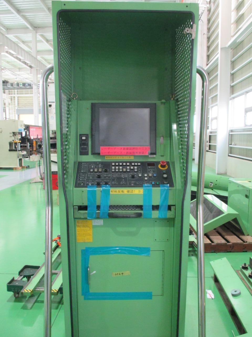 EML-Z3510NTのNC操作盤