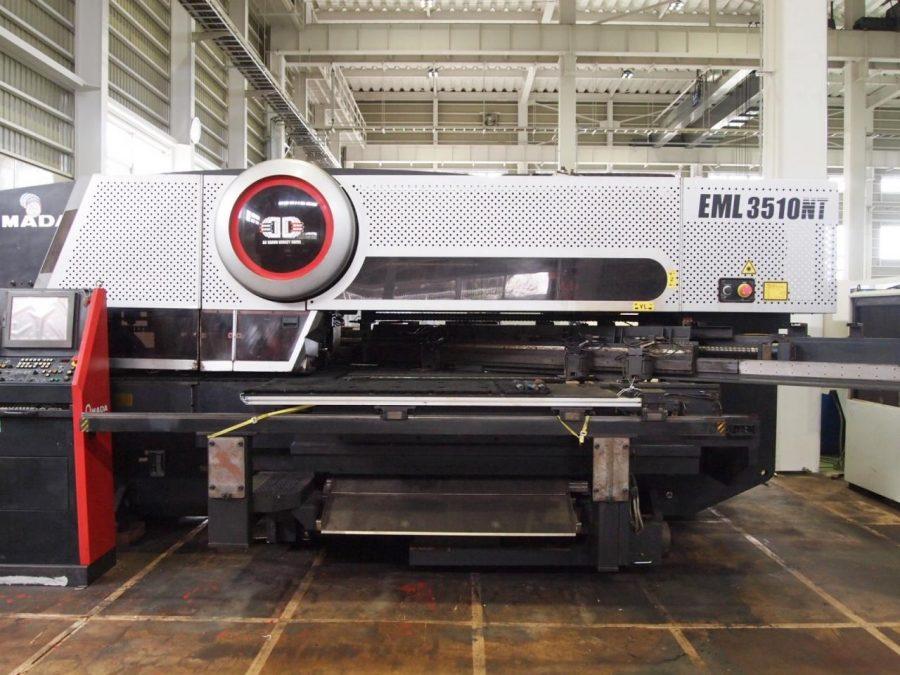 EML-3510NT本体正面