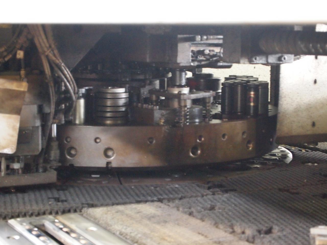 EML-3510NTのタレット