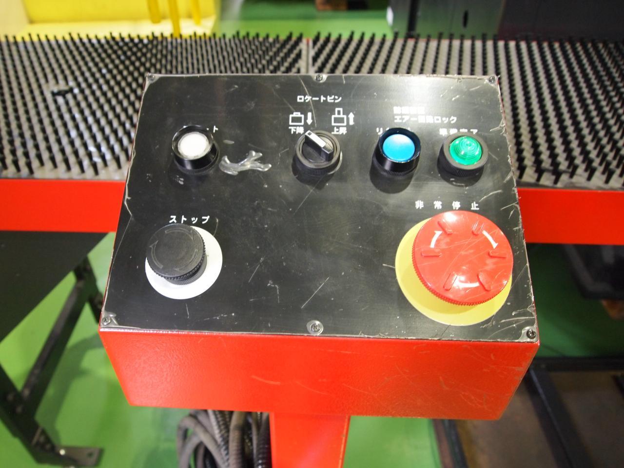 AE255NTのサブ操作盤(アップ)