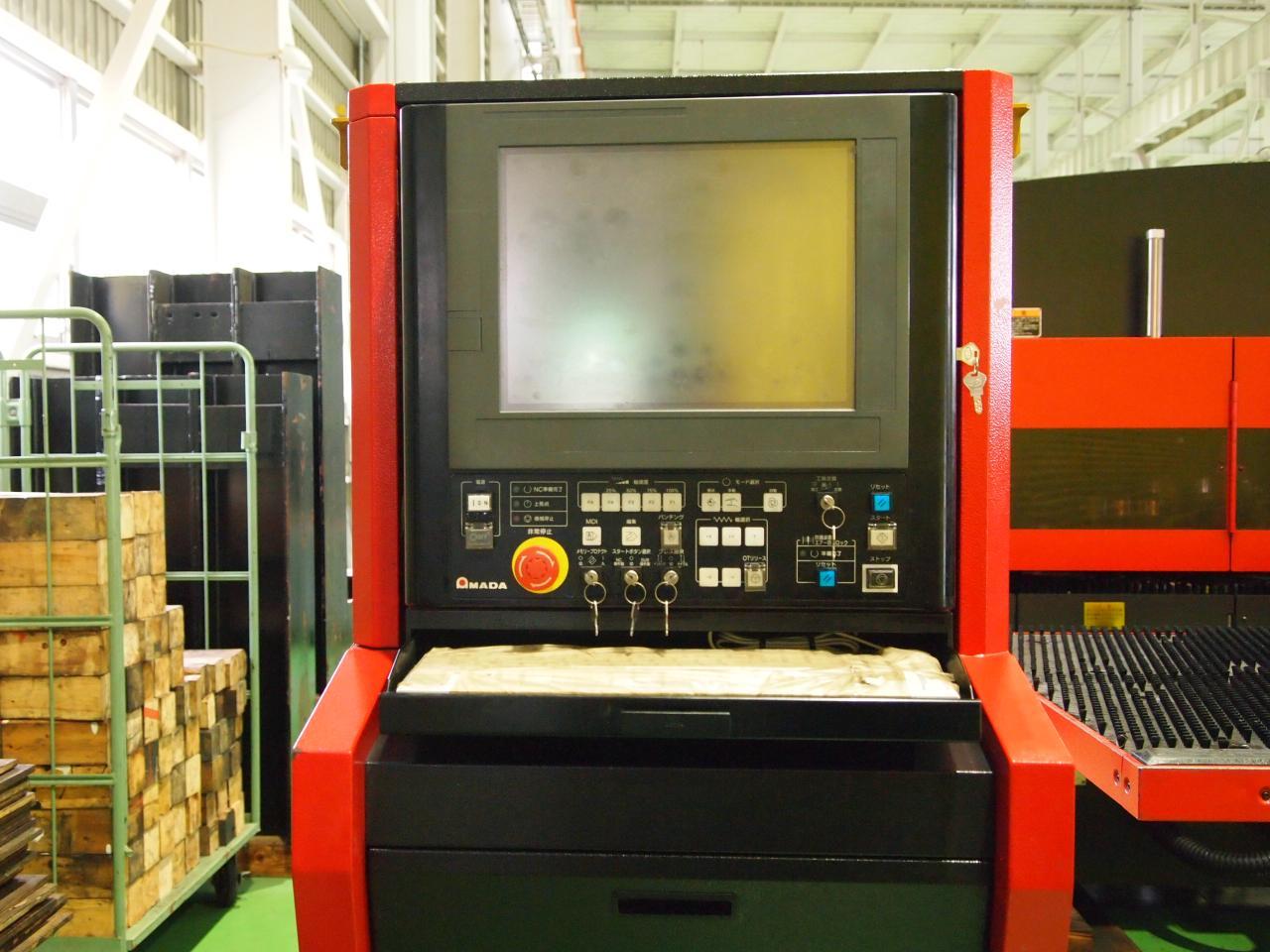 AE2510NTのNCコンソール画面