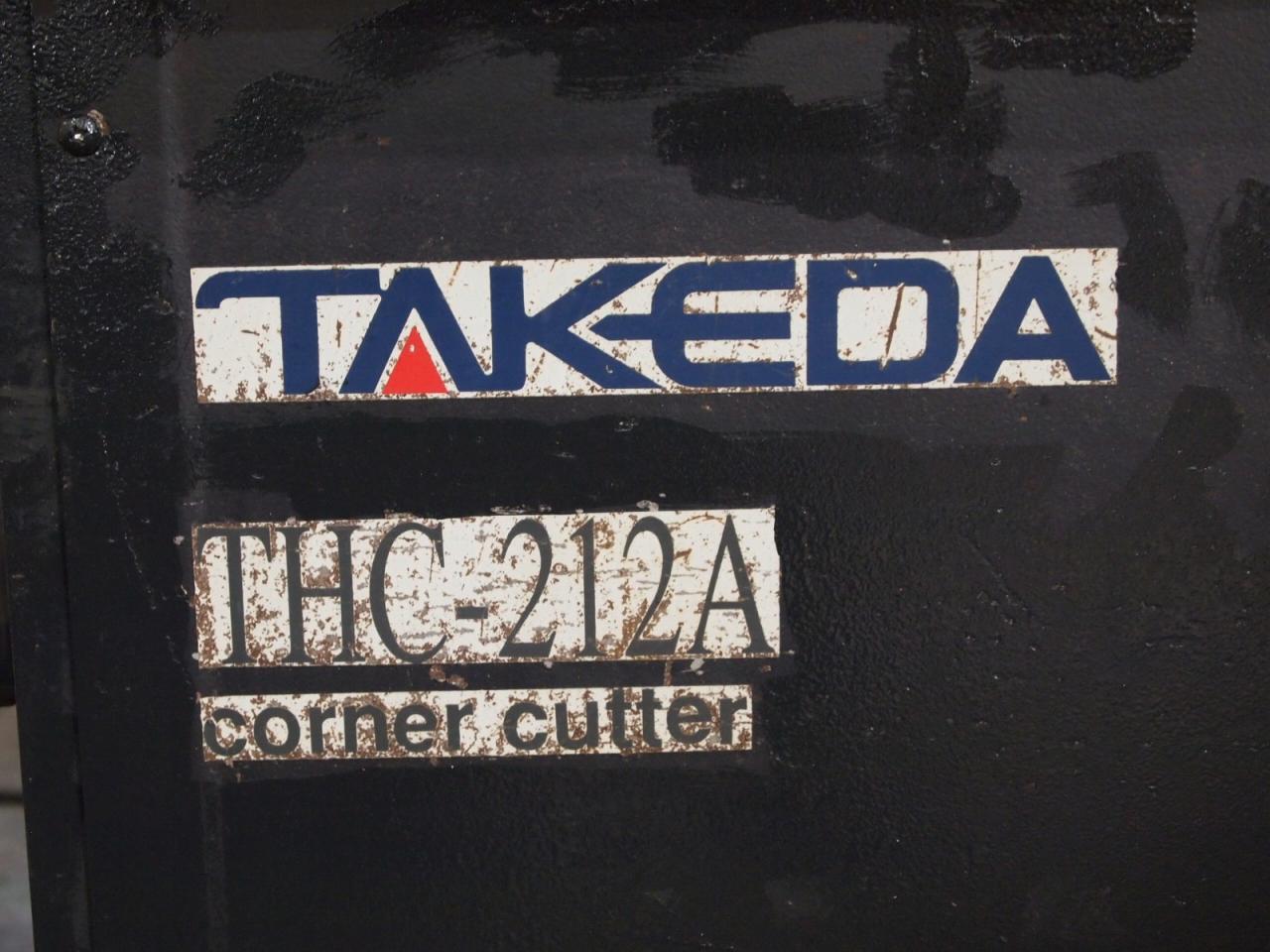 THC-212Aの型式とメーカー表示