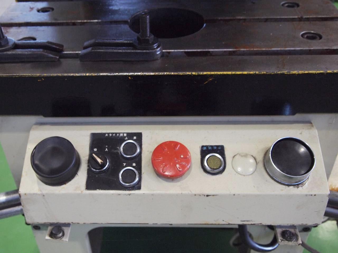 OBS-35-3B操作ボタン類