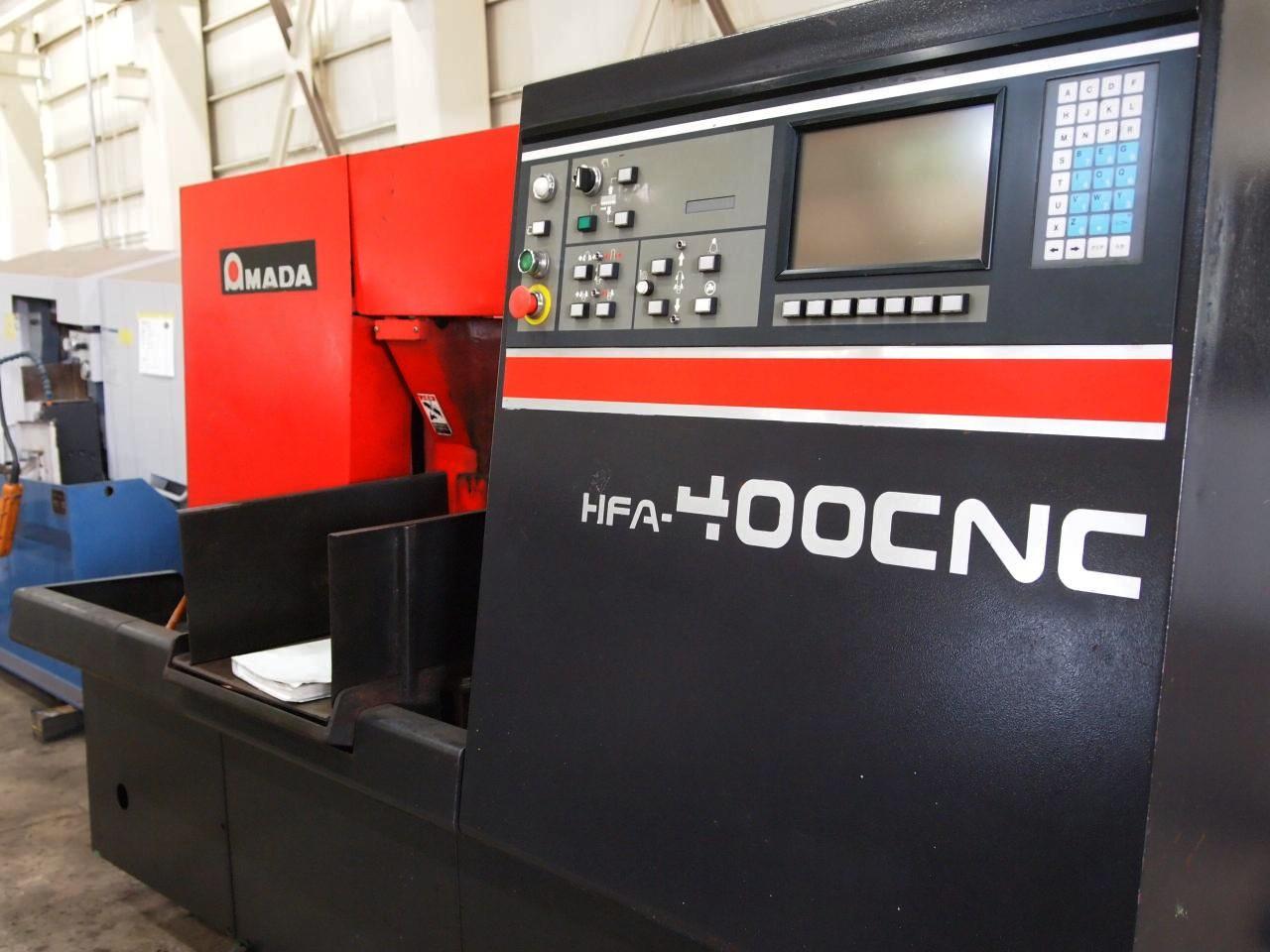 HFA-400CNC操作盤・型式表示
