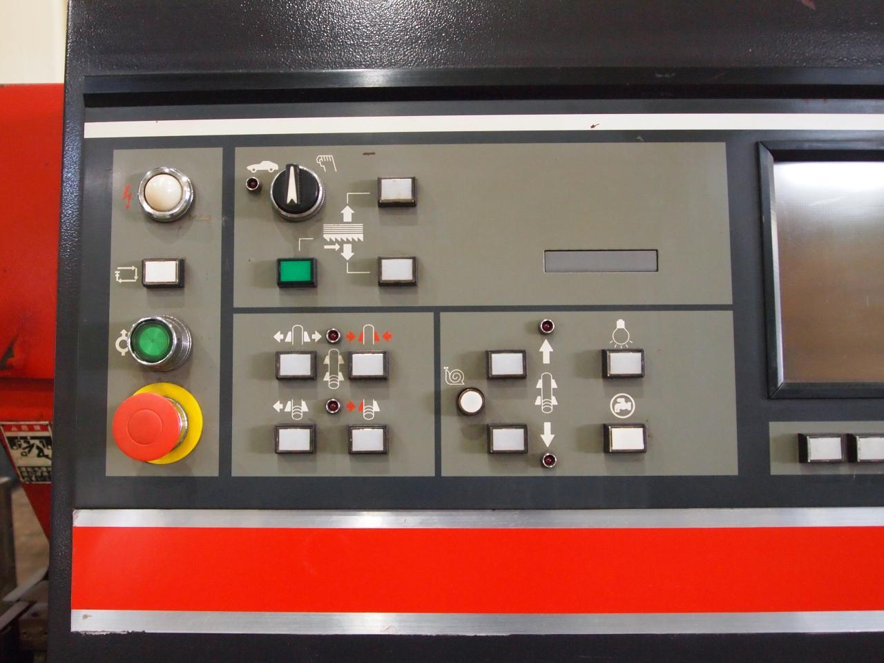 HFA-400CNC操作盤アップ