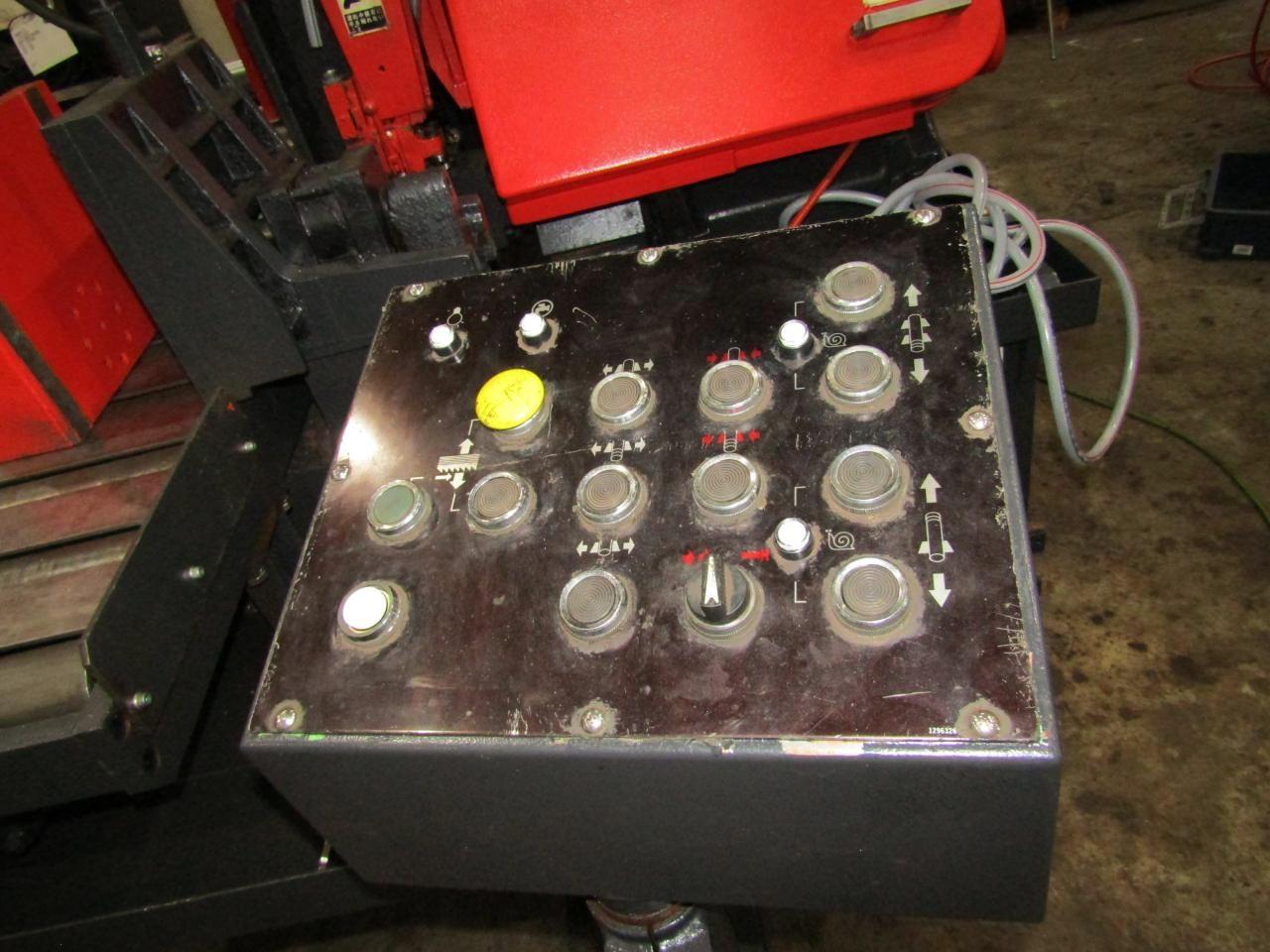 HFA-500操作盤