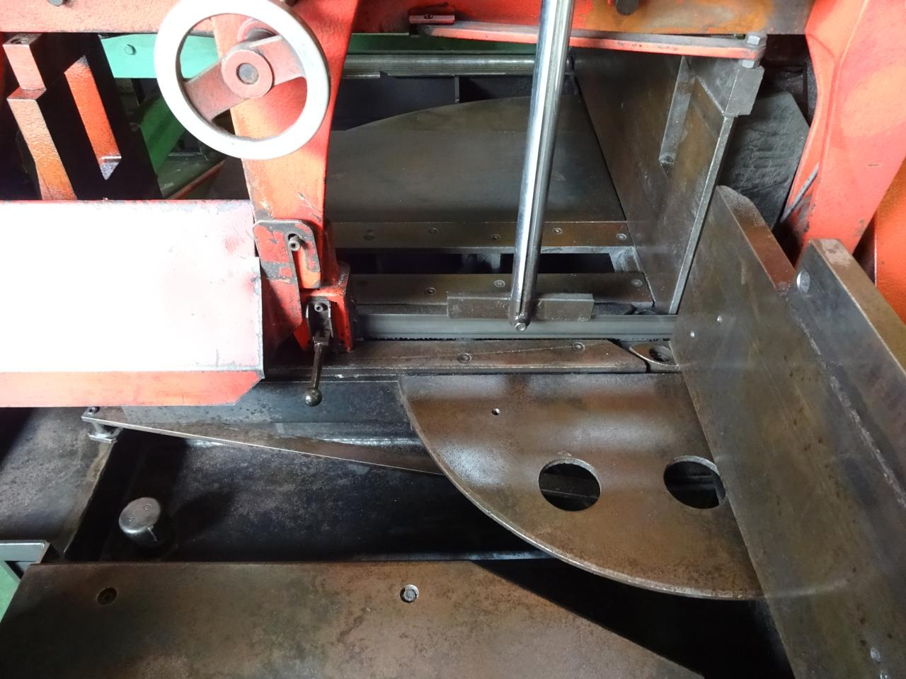 H-650HD鋸刃部