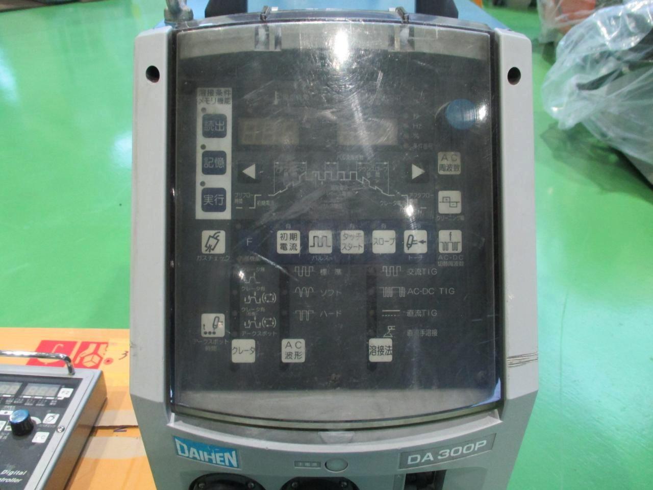 DA-300P(S-1)本体操作盤部分